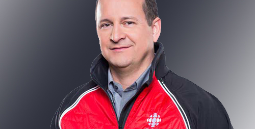 Rob Snoek, Former Paralympic Athlete, CBC Broadcaster