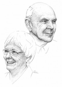 Jerry and Annie Johnston